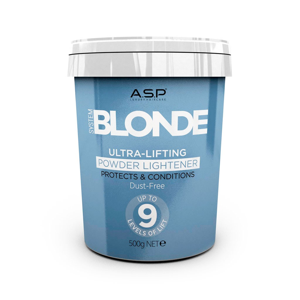 SYSTEM BLONDE ULTRA-LIFTING...